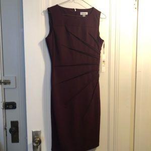 Calvin Klein Sheath Dress NWT